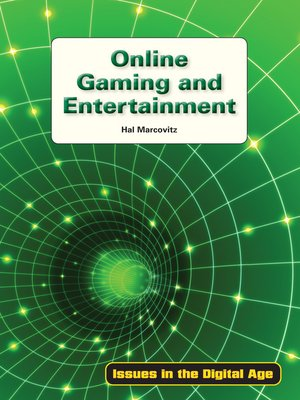 cover image of Online Gaming and Entertainment