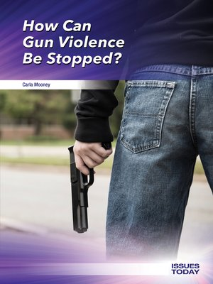 cover image of How Can Gun Violence Be Stopped?