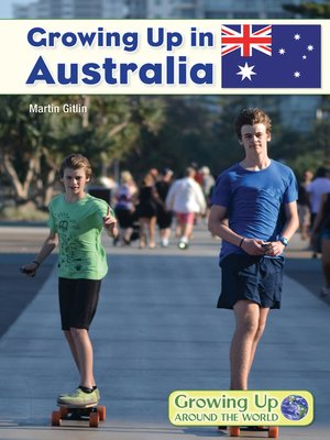 cover image of Growing Up in Australia