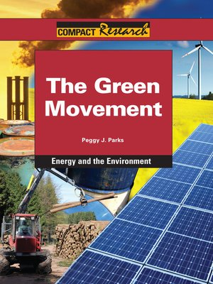 cover image of The Green Movement
