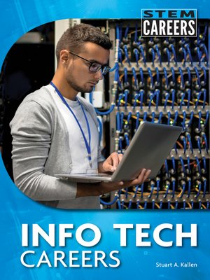cover image of Info Tech Careers