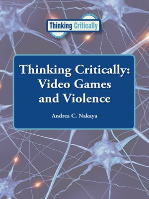 cover image of Video Games and Violence