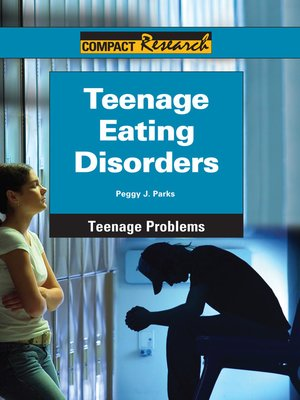 cover image of Teenage Eating Disorders