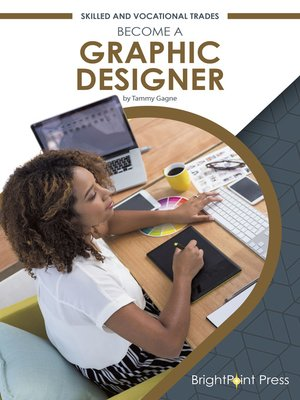 cover image of Become a Graphic Designer