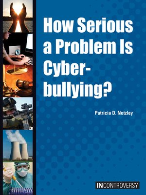 cover image of How Serious a Problem Is Cyberbullying?