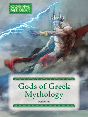 cover image of Gods of Greek Mythology