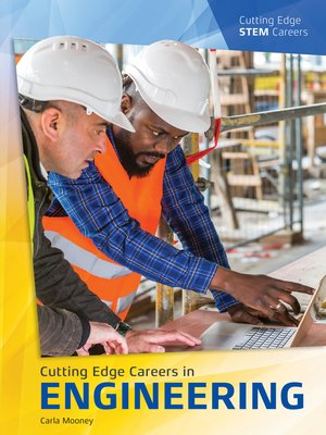 cover image of Cutting Edge Careers in Engineering