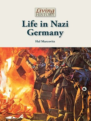 cover image of Life in Nazi Germany