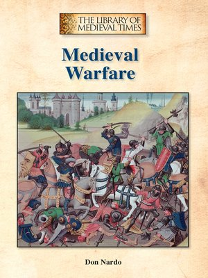 cover image of Medieval Warfare