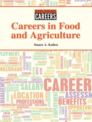 cover image of Careers in Food and Agriculture