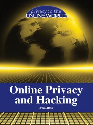 cover image of Online Privacy and Hacking