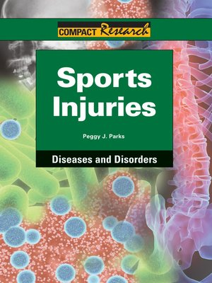 cover image of Sports injuries