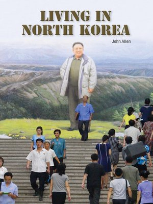 cover image of Living in North Korea