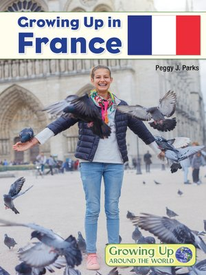 cover image of Growing Up in France