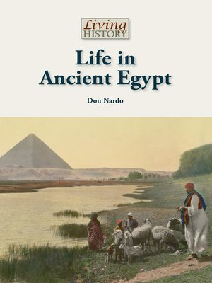 cover image of Life in Ancient Egypt