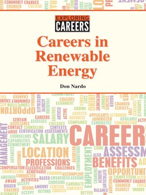 cover image of Careers in Renewable Energy
