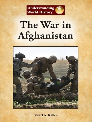 cover image of The War in Afghanistan