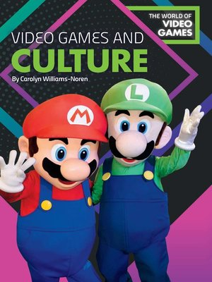 cover image of Video Games and Culture