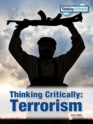 cover image of Thinking Critically: Terrorism