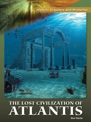 cover image of The Lost Civilization of Atlantis