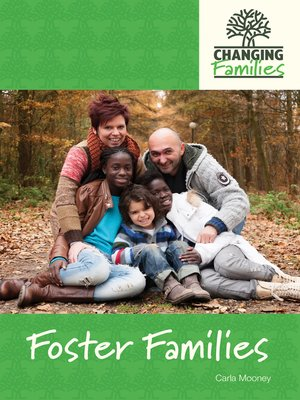 cover image of Foster Families