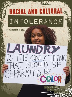 cover image of Racial and Cultural Intolerance