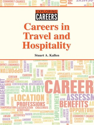 cover image of Careers in Travel and Hospitality