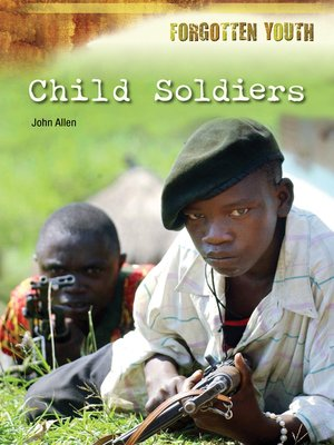 cover image of Child Soldiers