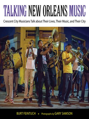 cover image of Talking New Orleans Music