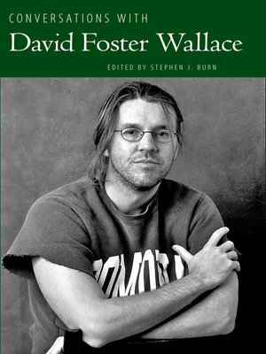 cover image of Conversations with David Foster Wallace