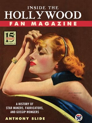 cover image of Inside the Hollywood Fan Magazine