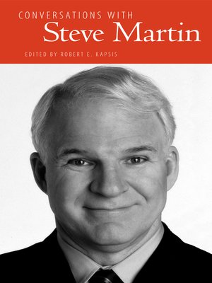 cover image of Conversations with Steve Martin