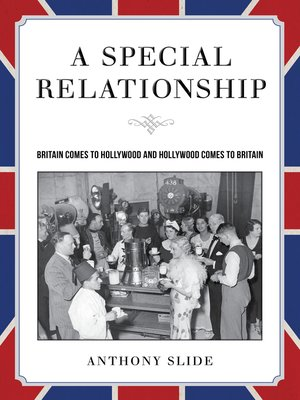 cover image of A Special Relationship