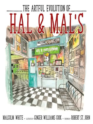 cover image of The Artful Evolution of Hal & Mal's