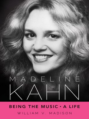 cover image of Madeline Kahn