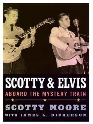 cover image of Scotty and Elvis