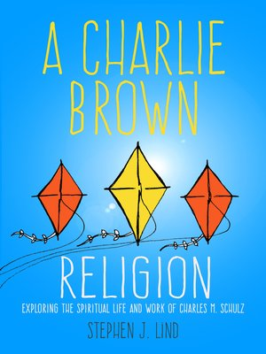 cover image of A Charlie Brown Religion