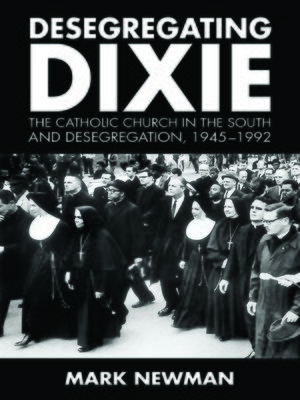 cover image of Desegregating Dixie