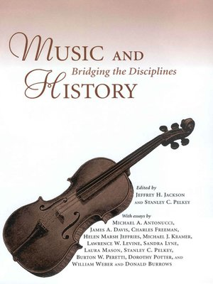 cover image of Music and History
