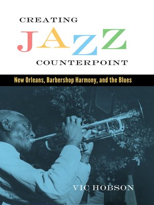 cover image of Creating Jazz Counterpoint