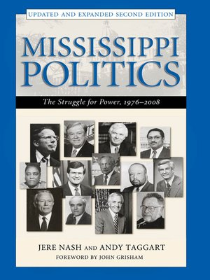 cover image of Mississippi Politics