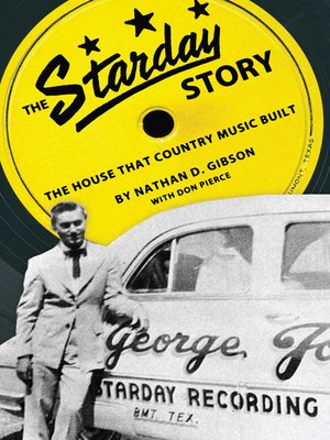 cover image of The Starday Story