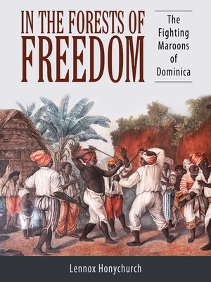 cover image of In the Forests of Freedom
