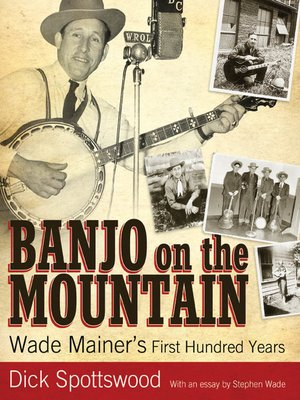 cover image of Banjo on the Mountain