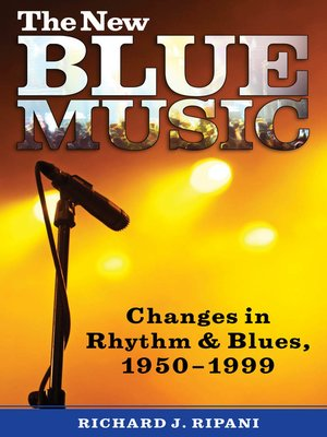 cover image of The New Blue Music
