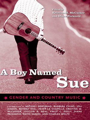 cover image of A Boy Named Sue