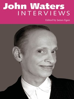 cover image of John Waters