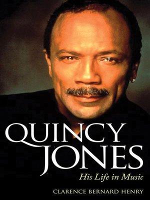 cover image of Quincy Jones