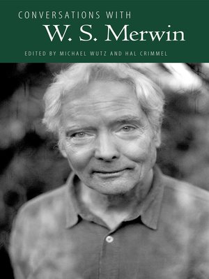cover image of Conversations with W. S. Merwin