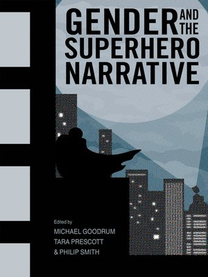 cover image of Gender and the Superhero Narrative